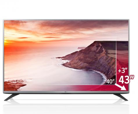 "LG LED slim Full HD TV, 43"" 109cm. Kaip naujas, kaina 199,99e.-0"