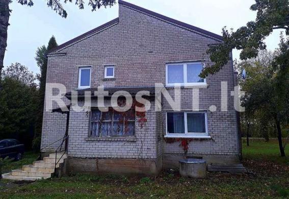 Parduodamas namas Erlėnuose-1