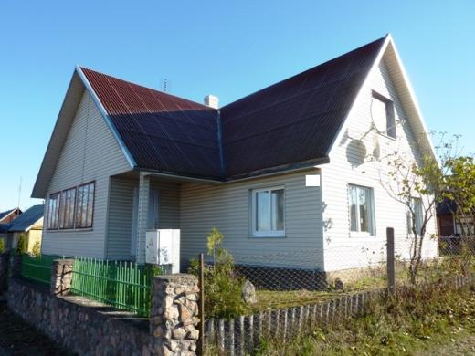 Parduodamas namas Švenčionėlių mstl. Švenčionių r.-7