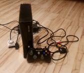 Xbox 360 atrištos konsolės, Xbox 360 originalūs kompaktai, kinect, pulteliai ir kt.-0