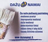 DAŽŲ NAMAI (www.dazunamai.lt) – specializuota dažų parduotuvė-0