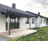 Parduodamas sublokuotas namas Baukštininkų kaime-0