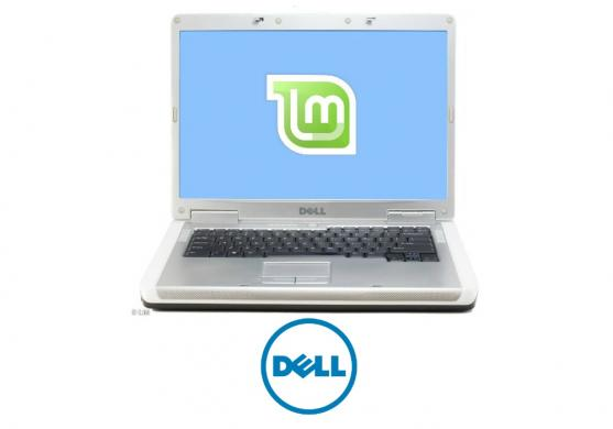 Geros būklės Dell nešiojamas kompiuteris-1