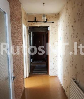 Parduodamas 3- jų kambarių butas Nidos gatvėje-5
