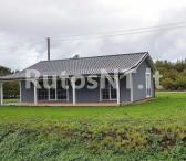 Parduodamas sodo namas Lingių kaime-0