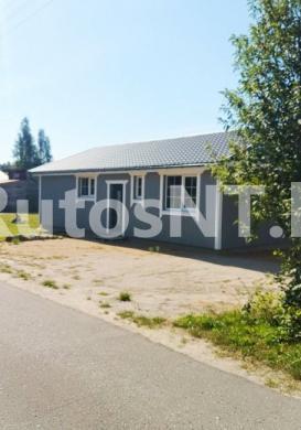 Parduodamas sodo namas Lingių kaime-2
