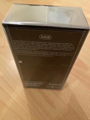 Unlocked Apple iPhone 11 pro max 64gb-2