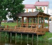 Tvoros, terasos, pirtys, kita iš medienos. Visi lauko ir vidaus apdailos ir įrengimo darbai. Kaunas (Brigada-Master)-0