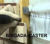 Fasadas – apdaila (dailylentės, plytelės) + šiltinimas. (Brigada-Master)-0