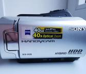 Videokamera SONY DCR-36, HD 1080. 40 GB HDD.-0