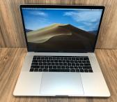 Apple MACBOOK PRO 2018 Silver 15 Touch Bar 256GB SSD 16GB RAM 2.2GHZ I7 Tested-0