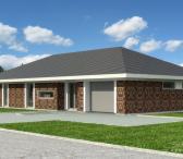 Prie Molainių tvenkinio naujas namas-0