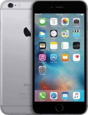 Apple Iphone 6S+ tvarkingas, skiles stikliukas, visa kita pilnai veikia, kaina- 99,99e-0
