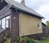 Parduodamas pilnai įrengtas sodo namas Klaipėdos r. sav., Dercekliuose-0