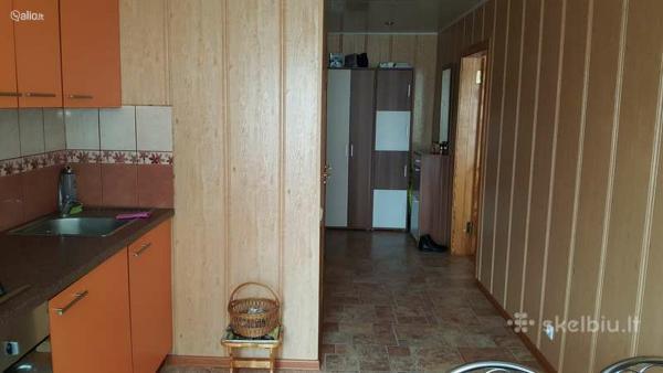 2 kambarių butas STREVOS G.,100 EUR-1