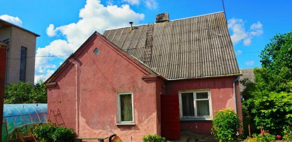 Pasvalyje gyvenamas namas, netoli upės-7