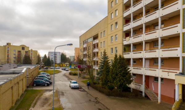 Panevėžys, Kniaudiškis, Kniaudiškių g., 3 kambarių butas-2