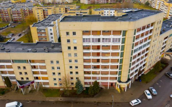 Panevėžys, Kniaudiškis, Kniaudiškių g., 3 kambarių butas-7