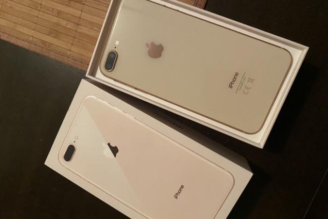 iPhone 8 plus 64gb naujas-0