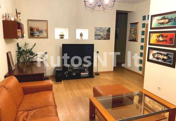 Parduodamas 3-jų kambarių butas Danės gatvėje-1
