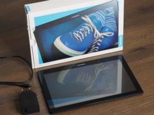 """Lenovo Tab2, 4G, 2sim. tvarkinga plansete, 10,1"""" colių ekranas, 2GB RAM, 2 kameros, pilnas komplektas, kaina 90e.-0"""