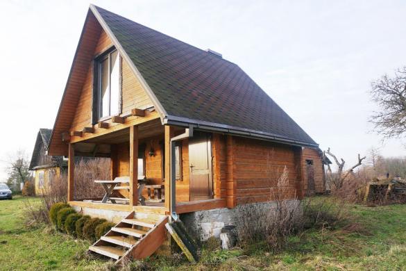 Parduodama pirtelė-namas su tvenkiniu vos 4 km nuo Anykščių, Storių k.-0