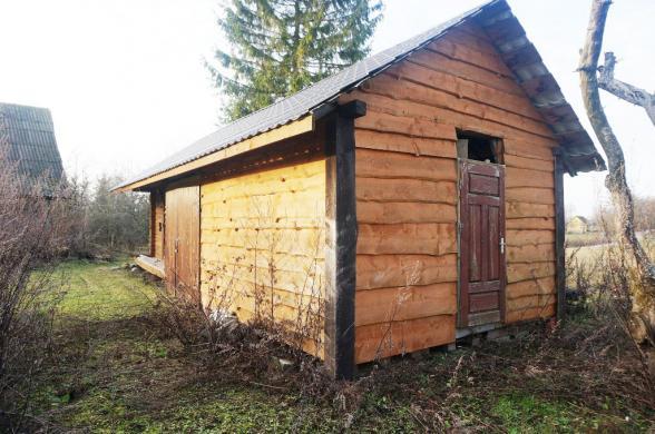Parduodama pirtelė-namas su tvenkiniu vos 4 km nuo Anykščių, Storių k.-5