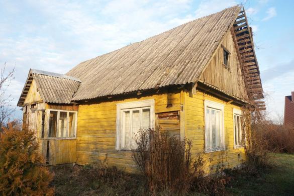 Parduodama pirtelė-namas su tvenkiniu vos 4 km nuo Anykščių, Storių k.-7