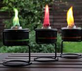 Žvakės spalvotos liepsnos-0