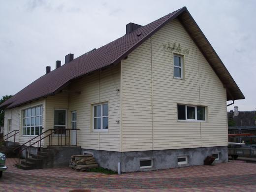 Pastatas – svečių namai  Trakuose-3