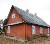 Sodyba su 10,63 ha žemės Rudžių k. Ignalinos r.-0