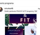 Sporto programa-0