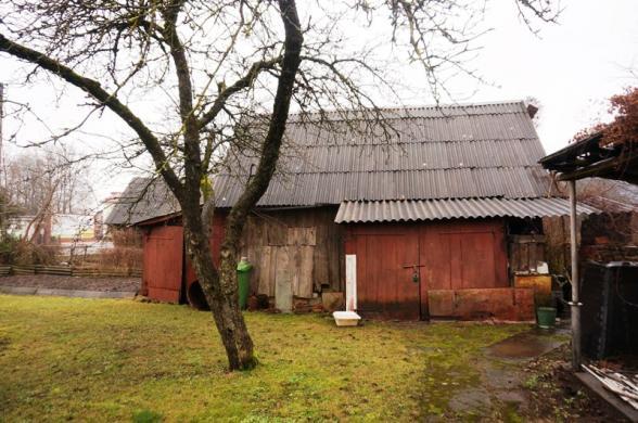 Parduodamas namas Rokiškio m. Rūtų g.-5