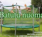 Batutų nuoma Kaune-0