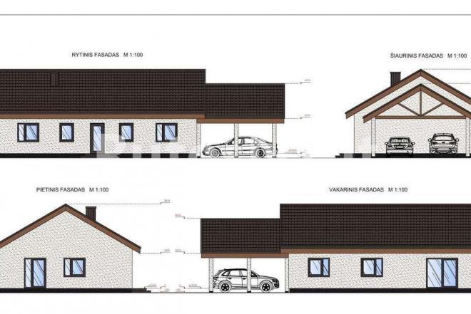 Parduodamas namas Pryšmančių kaime-0