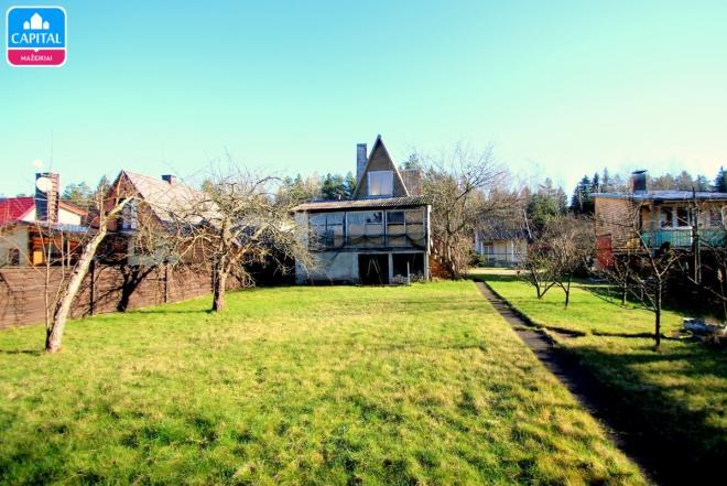 """Parduodamas sodo namas su 0,0634 ha. žemės sklypu """"Papartis""""-0"""