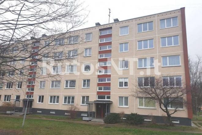 Parduodamas 2-jų kambarių butas Taikos prospekte-0