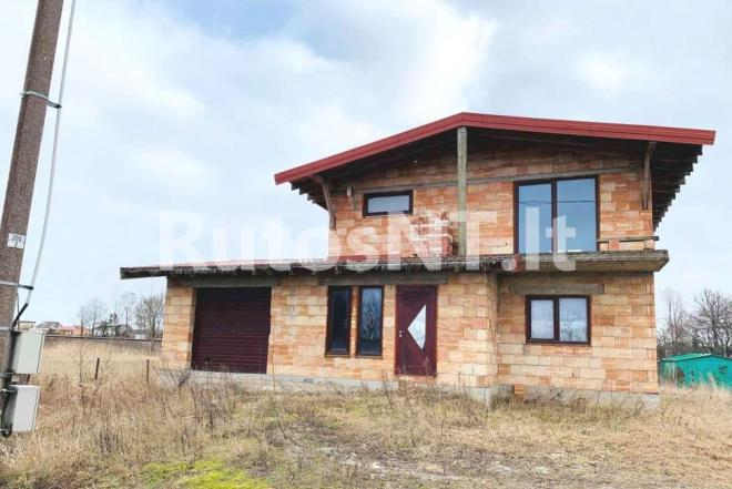 Parduodamas namas Padvarių kaime-0