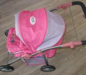 Baby Born vežimėlis-0