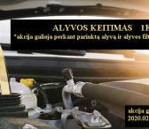 AKCIJA ALYVOS KEITIMAS 1eur !!! J. Kubiliaus 23, Vilniaus Dagris-0