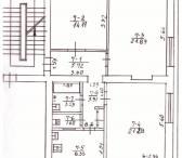 TRIJŲ KAMBARIŲ BUTAS ŠIAULIŲ M. ŠIRDYJE, DU BALKONAI, AUKŠTOS LUBOS !!! 80 m², 3 kamb., 1960 m., 3 / 4 a.-0