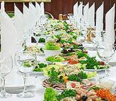 Maistas Vestuvėms, Šventinis stalas-0