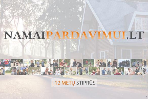 NAMAIPARDAVIMUI.LT - ATSKIRAS NAMAS  MIESTE-7
