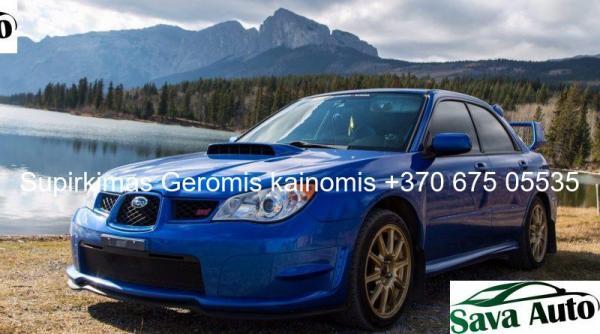 Skubus-Brangus auto supirkimas +37067505535-7