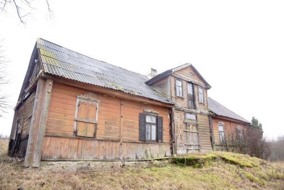 Namas Kuktiškių mstl. Utenos r.-0