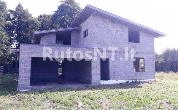 Parduodamas namas Švepelių kaime-0