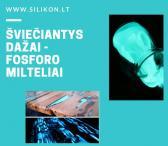 Silikon.lt : Šviečiantys dažai – fosforo milteliai-0