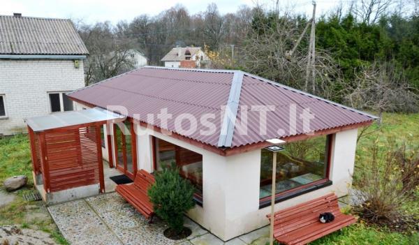 Parduodamas namas Priekulėje-2