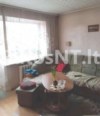 Parduodamas 2-jų kambarių butas Klaipėdos miesto centre-3