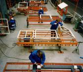 Produkcijos darbuotojai Belgijoje – Langai, durys (623)-0